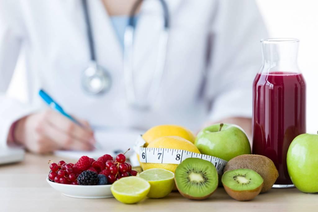 Owoce i warzywa w zdrowiu i urodzie